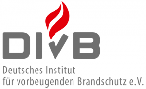 Logo DIVB – Deutsches Institut für vorbeugenden Brandschutz e.V.